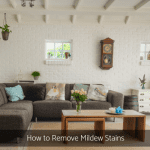 How to Remove Mildew Stains
