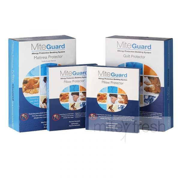 Dust Mite Bed Set Mite-Guard
