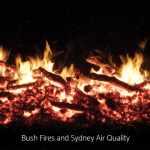 Bush Fires and Sydney Air Quality