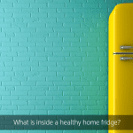 What is inside a healthy home fridge?