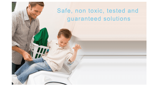 Safe non-toxic tested guaranteed solutions