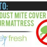 How to Video Series – Dust Mite Cover onto Mattress