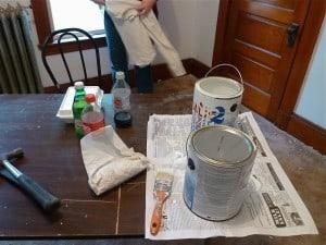 Beware of VOCs in Paint