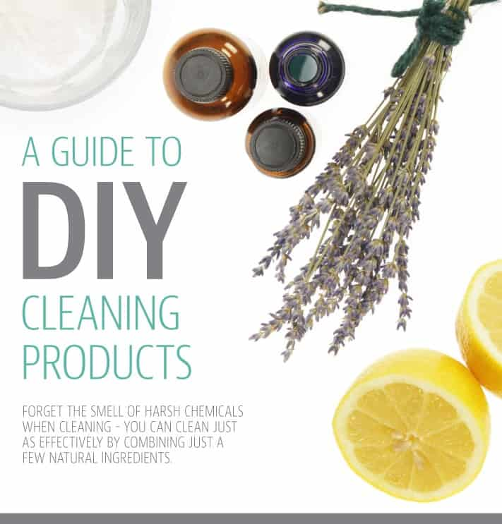 Improve Indoor Air Quality with these 11 DIY Cleaning Products