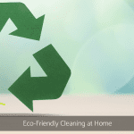 Eco-Friendly Cleaning at Home