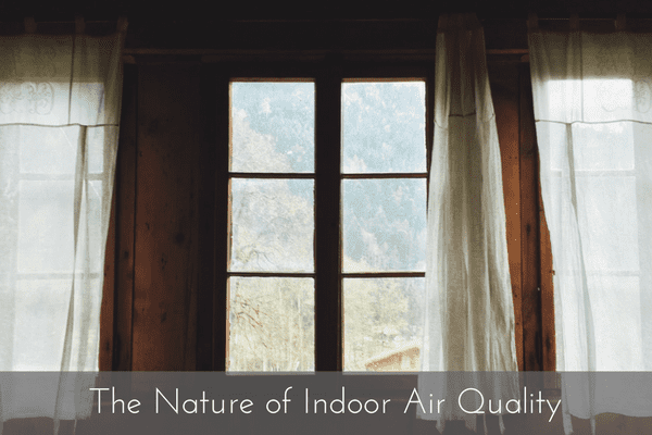 Nature of Indoor Air quality