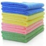 dusting cloths