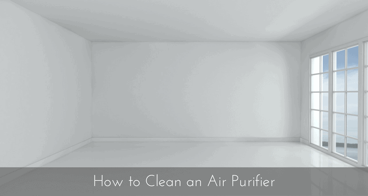 Mitey-Fresh- How-to-clean-air-purifier