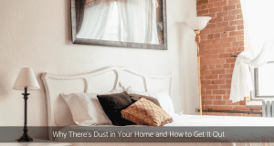 Dust in your home