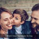 World Clean Up Indoor Air Day